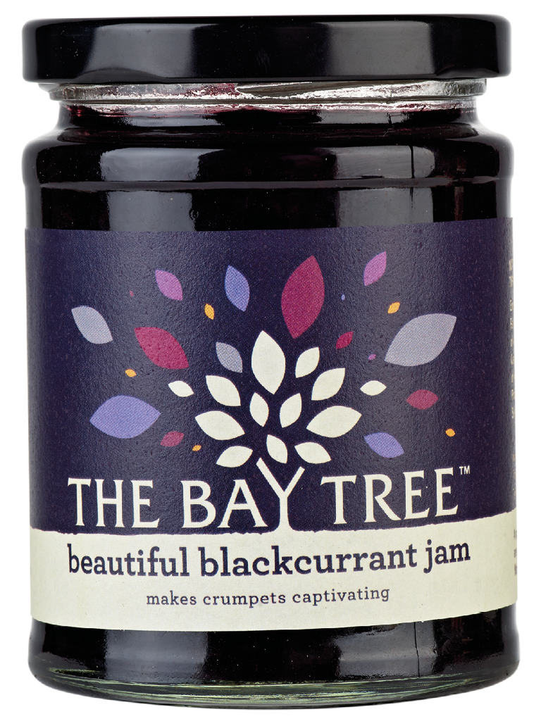 BEAUTIFUL BLACKCURRANT JAM