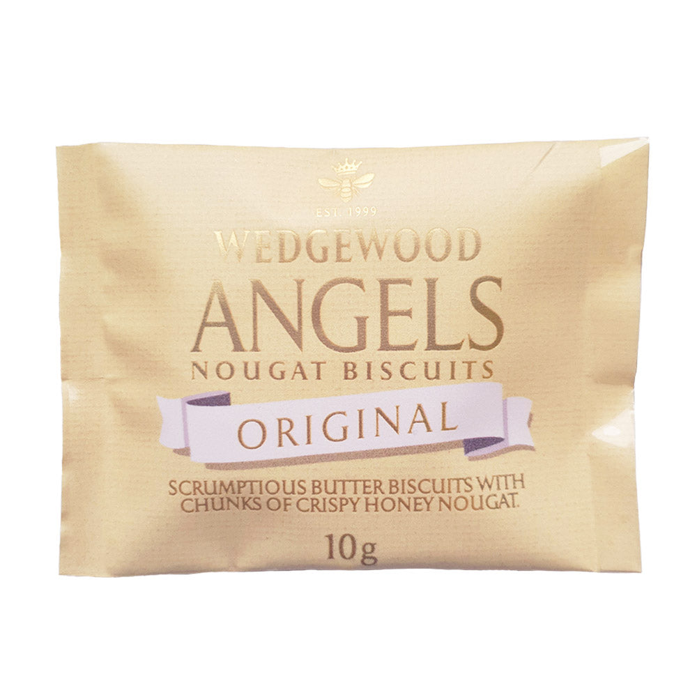 Angels Honey Nougat Biscuits - Original Single Serving10g (Box of 60)