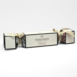 Wedgewood Christmas Cracker - Handmade Honey Macadamia Nougat - 12 x bon bons