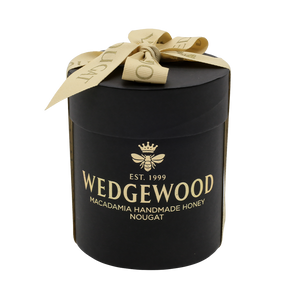Wedgewood Nougat Wedgewood Handmade Honey Nougat 20 x Assorted Bon Bons - Small Hatbox