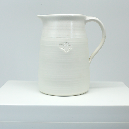 Wedgewood Nougat Wedgewood David Walters Porcelain Jug - Medium