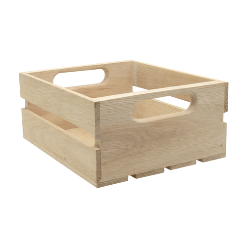 Wedgewood Nougat Wedgewood Oak Crate - medium