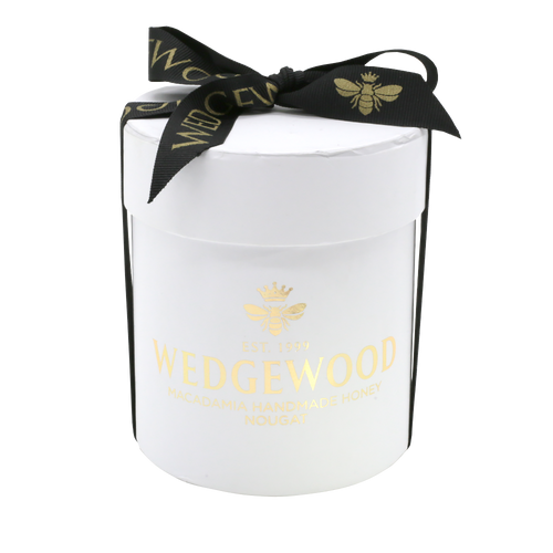 Wedgewood Nougat Wedgewood Handmade Honey Nougat 20 x Belgian Chocolatate Assorted Bon Bons - Small Hatbox