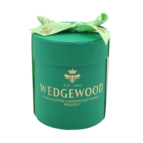 Wedgewood Nougat Wedgewood Handmade Honey Nougat 20 x Mint & Dark Chocolate Bon Bons - Small Hatbox