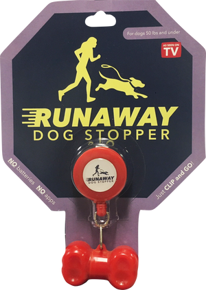 RunAway Dog Stopper (Red)