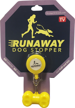 RunAway Dog Stopper (Yellow)