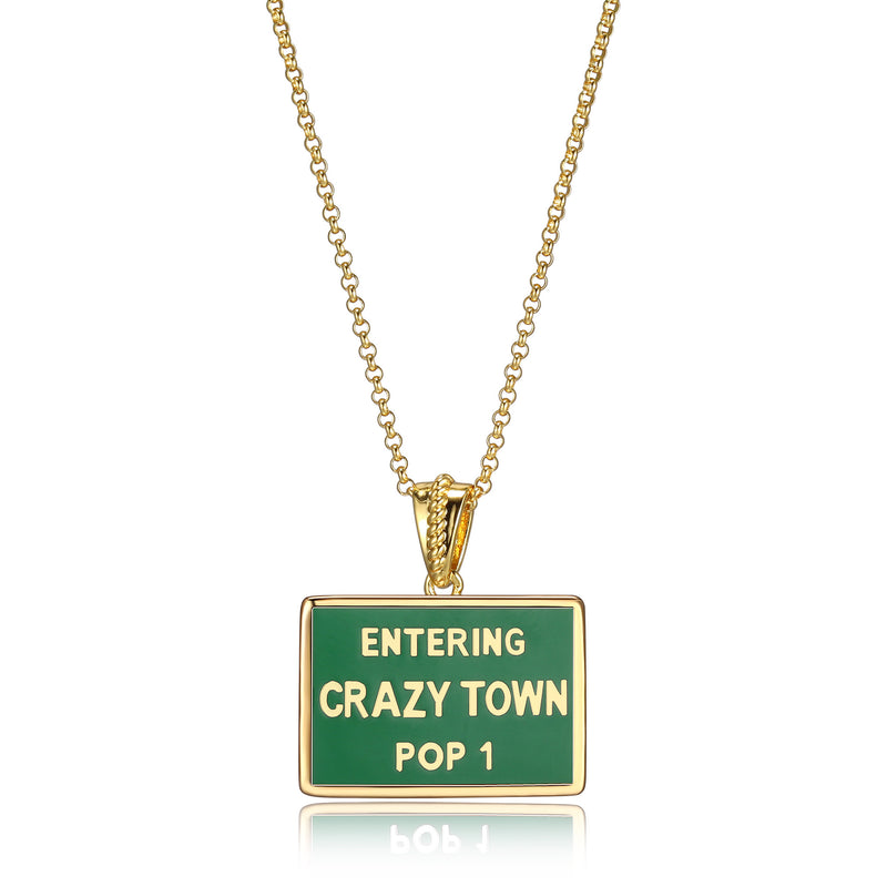 Entering Crazy Town Pop 1