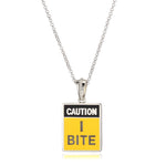 Caution I Bite