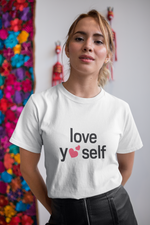 Love Yo' Self Unisex Tee