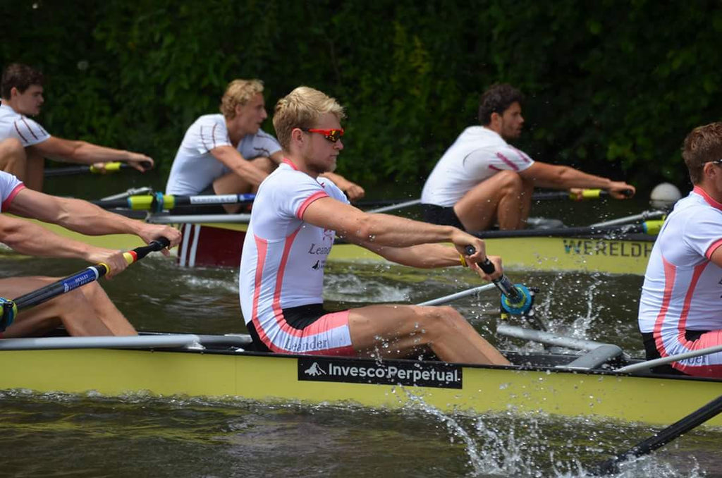 What it's like to win a Henley race