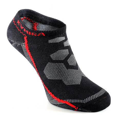 Infrared Thermoreactive Ankle Socks Front