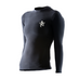 Women's Infrared Pro Top Sportswear Long Sleeve Front