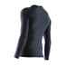 Women's Infrared Pro Top Sportswear Long Sleeve Back