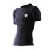 Women's Infrared Pro Top Sportswear Short Sleeve Front