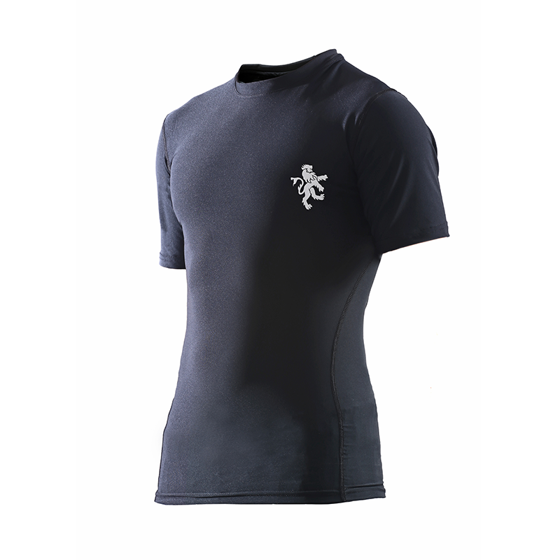 Men's Infrared Pro Top Sportswear Short Sleeve Front