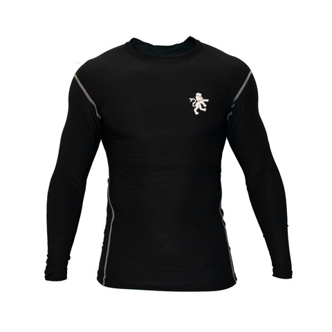 Pro Top - White Stitching - Long Sleeve