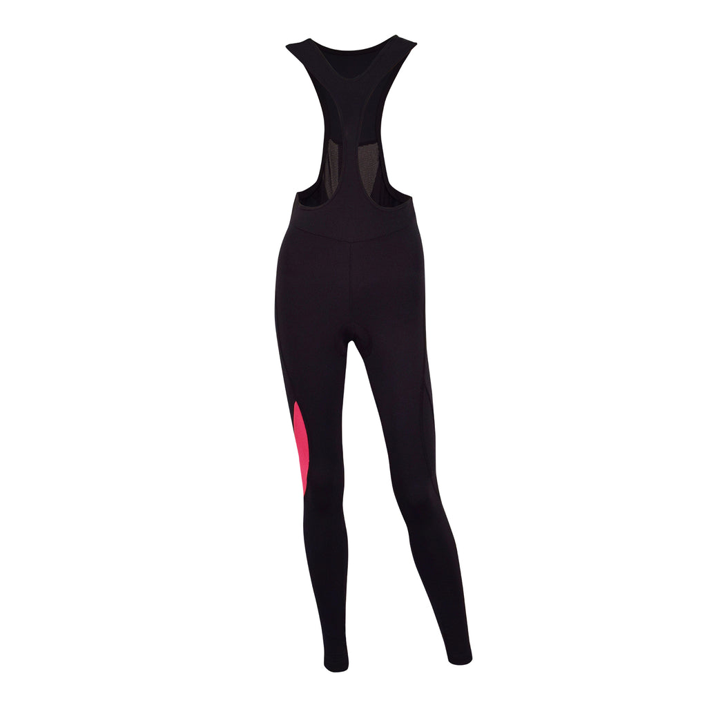 Women's PrO2 Bib Tights Pink