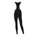 Women's PrO2 Bib Tights Purple
