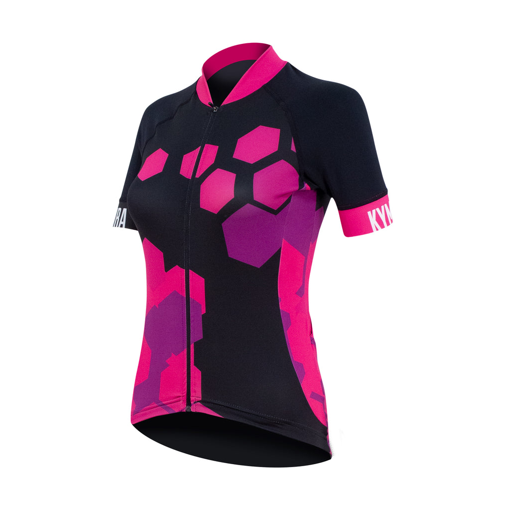 Women's PrO2 Cycle Jersey