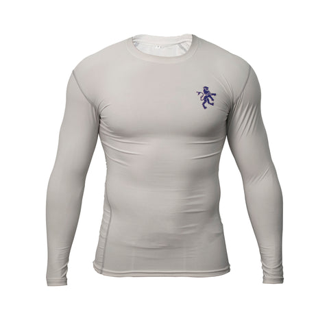 White Pro Top - Long Sleeve