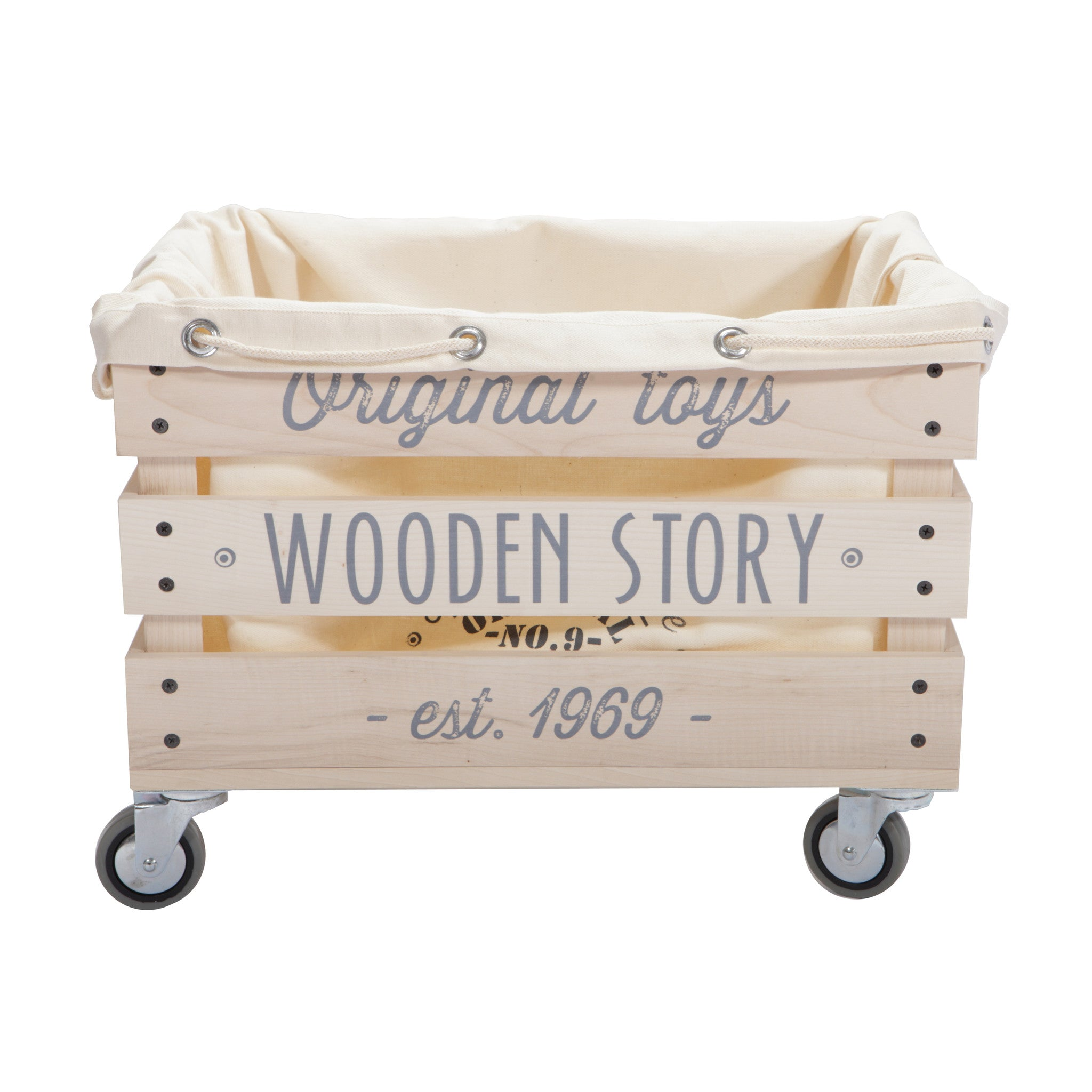 Toys Storage Crate