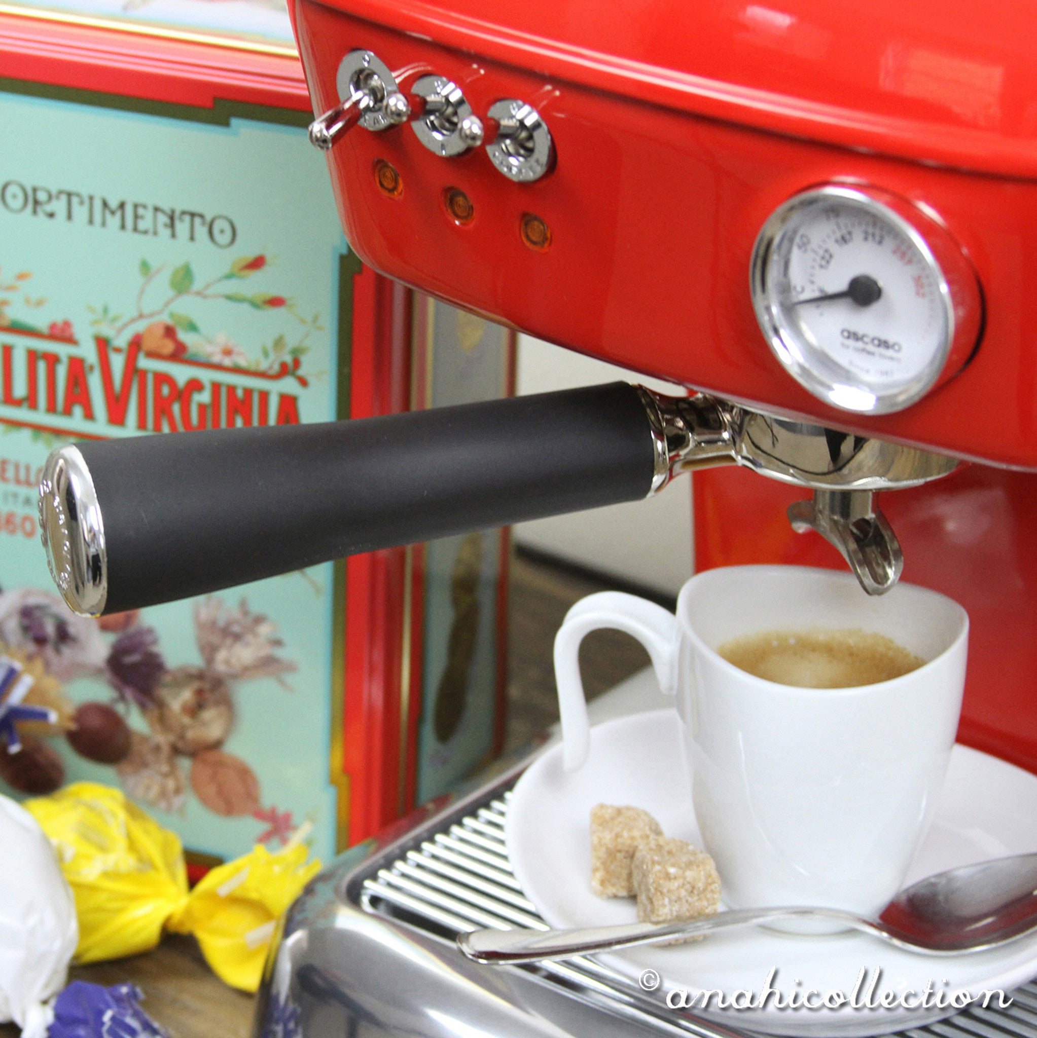 Ascaso 'Dream' Artisan Espresso Machine