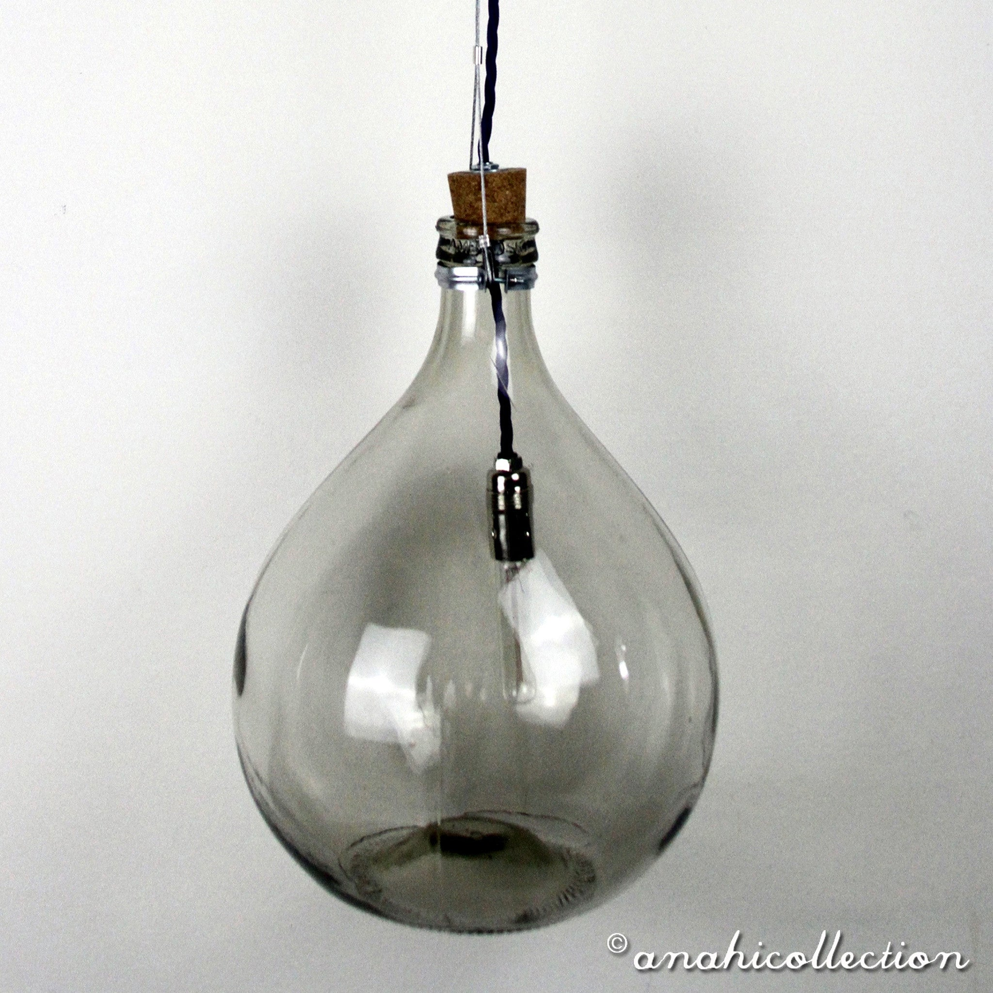 Single Distillery Pendant Lamp