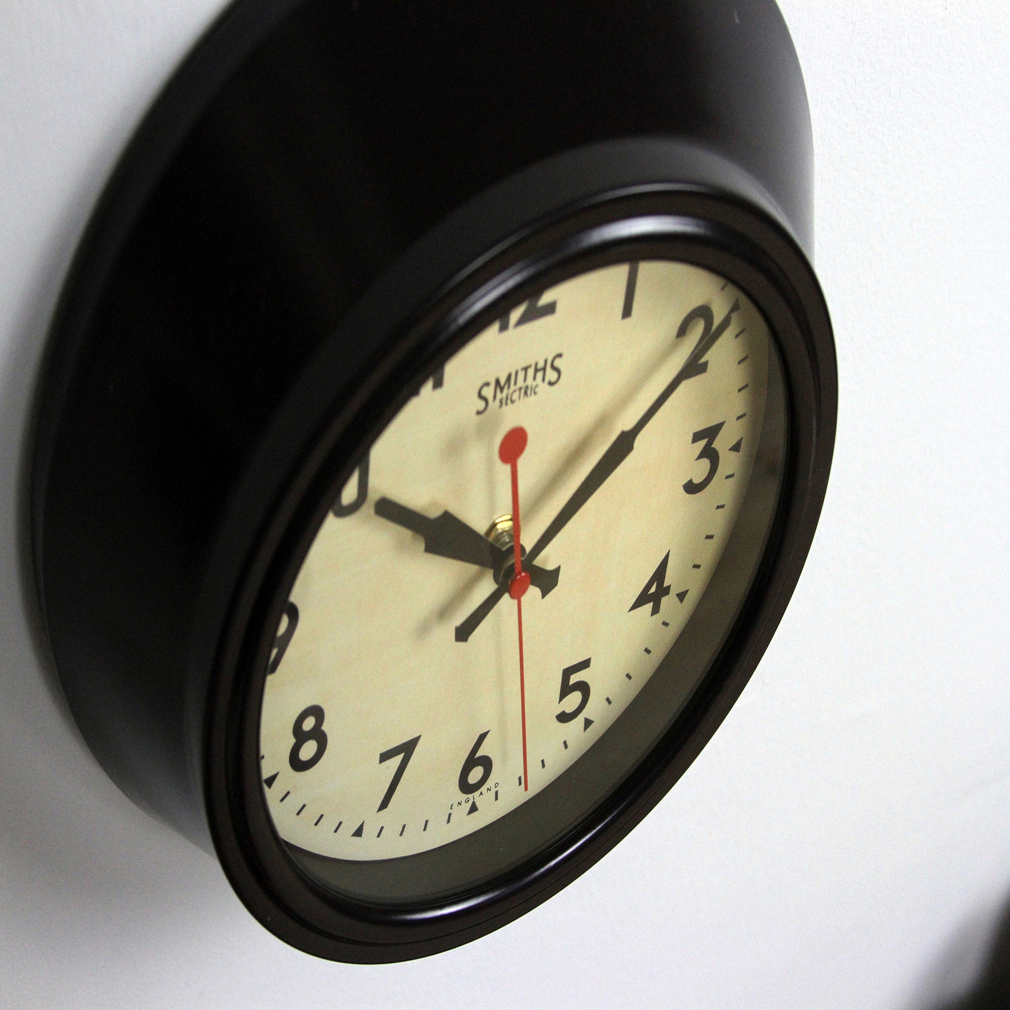 Bakelite Wall Clock