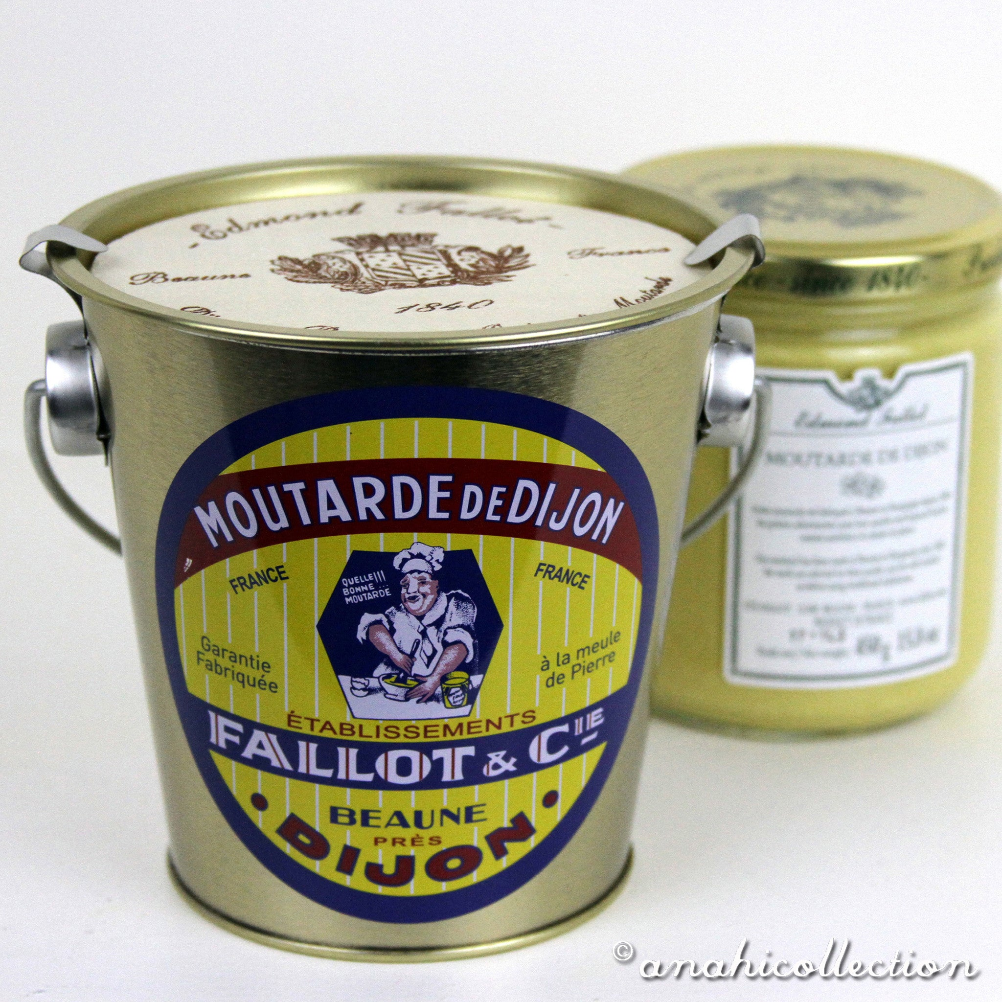 French Mustard Bucket