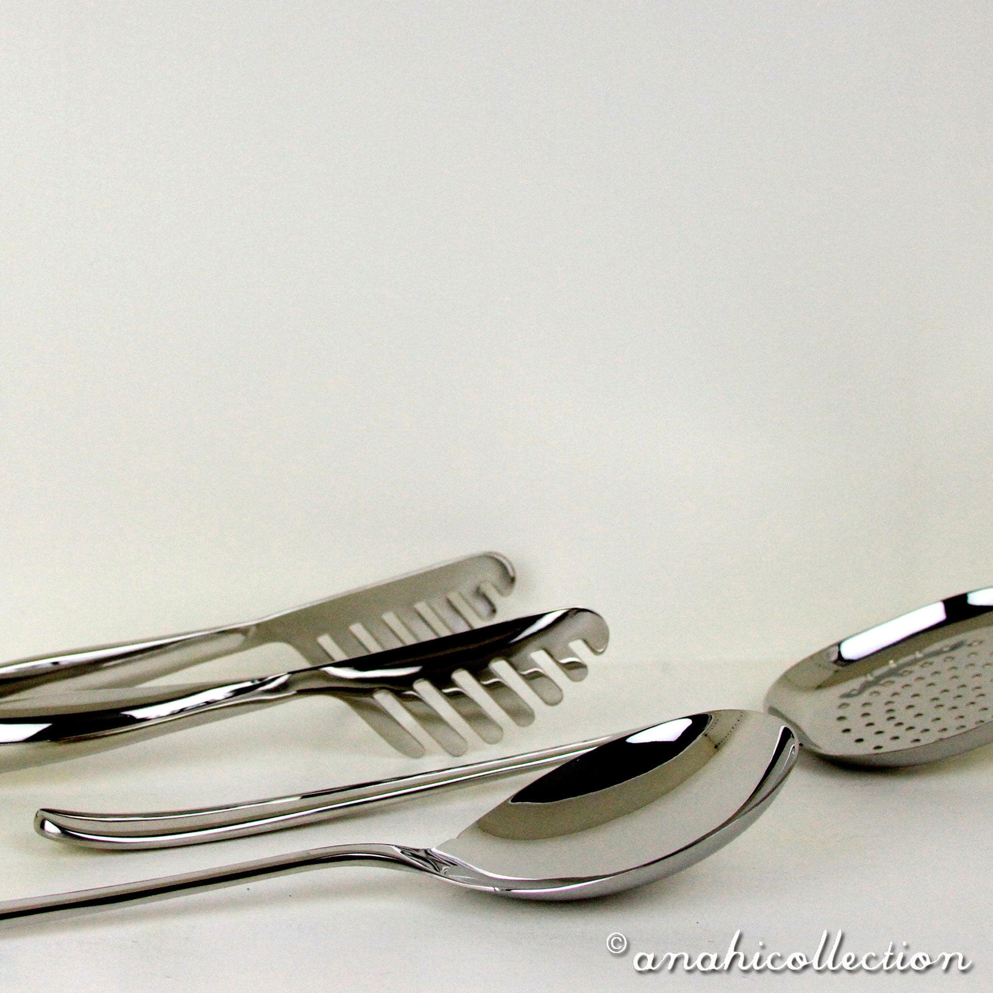 Designer Serving Utensils