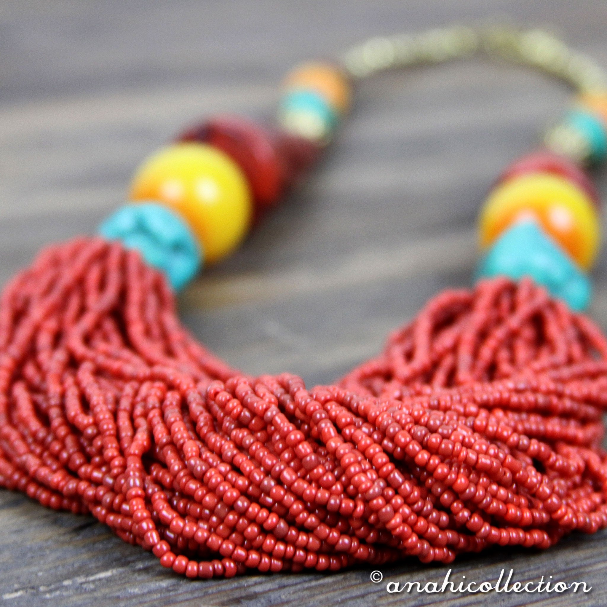 Nepalese Necklace I