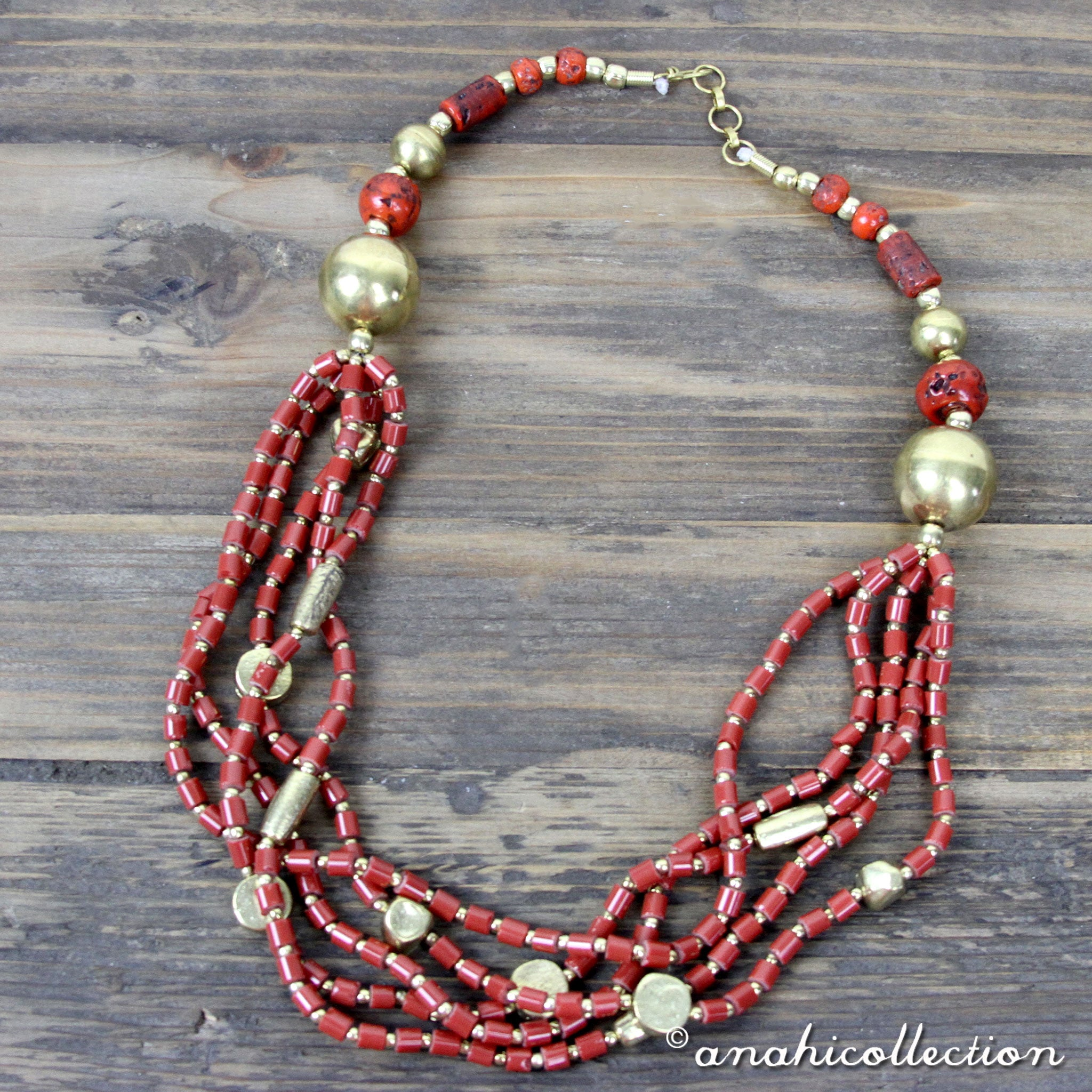 Camandu Necklace