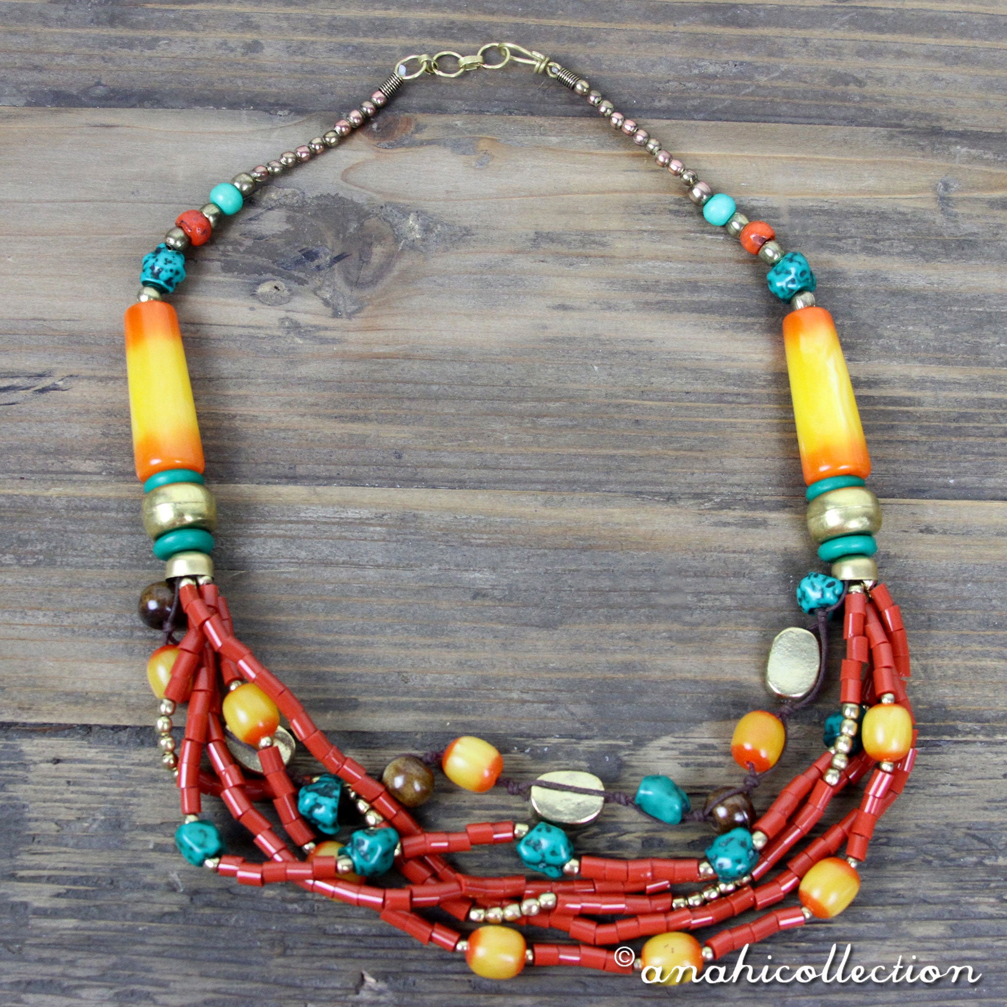 Nepalese Necklace II