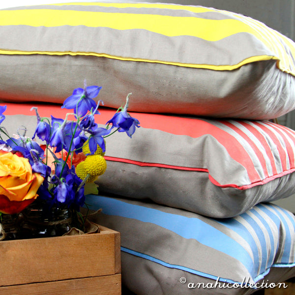 Danish Striped Cushions