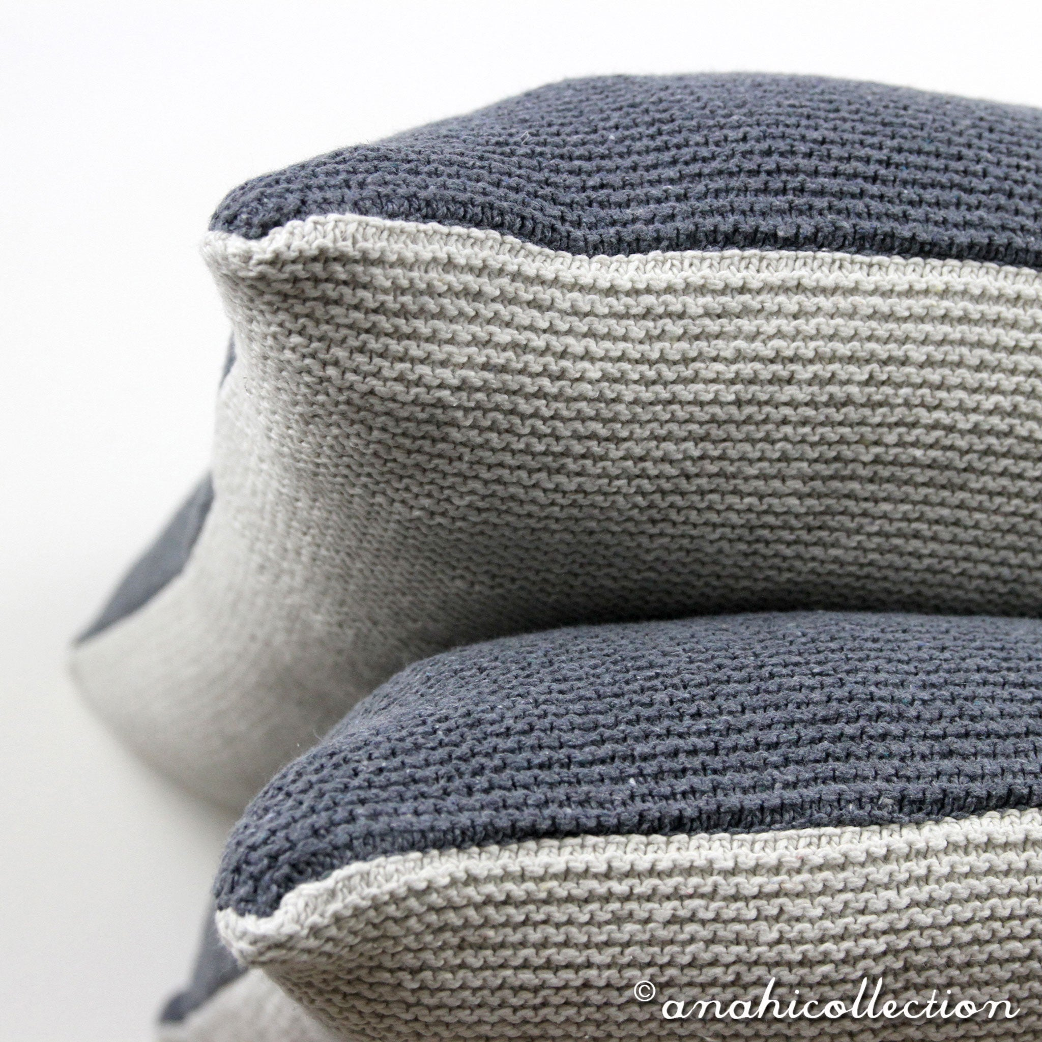 Upcycled Denim Cushion
