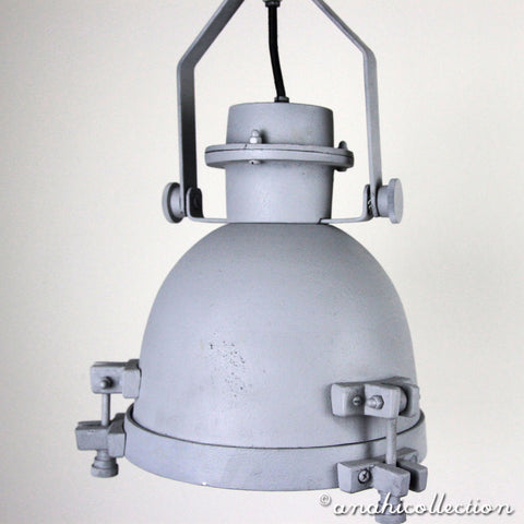 Beton Hanging Lamp