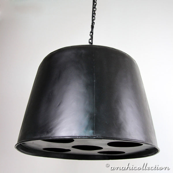 Kettle Drum Lamp