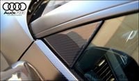 Audi R8 2007-2015 Carbon Fiber Door Triangles (2PC)