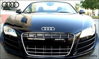 2-Piece Winglets In Carbon Fiber / Fits All R8 2007-2015