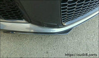 Front Splitter / Fits R8 Coupe & Spyder 2016-2018