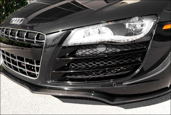 Audi R8 2007-2015 German Rush Front Splitter (1PC)