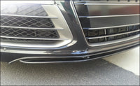 Gt Front Splitter Factory-Style / Fits R8 Coupe & Spyder 2008-2015