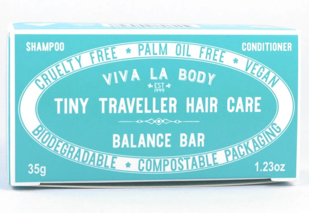 Viva La Body Tiny Traveller Shampoo and Conditioner Normal to Oily