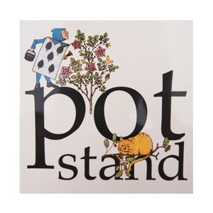 Alice in Wonderland Potstand