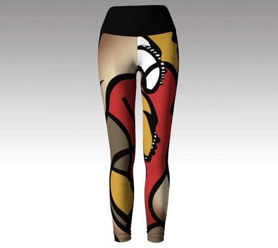 Rush Hour Yoga Leggings