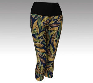 Safari Yoga Capris