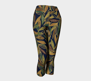 capris, made in Canada, spandex, compression, performance fabric, ecopoly, sports, fashion, style, all body shapes, artist inspired, safari