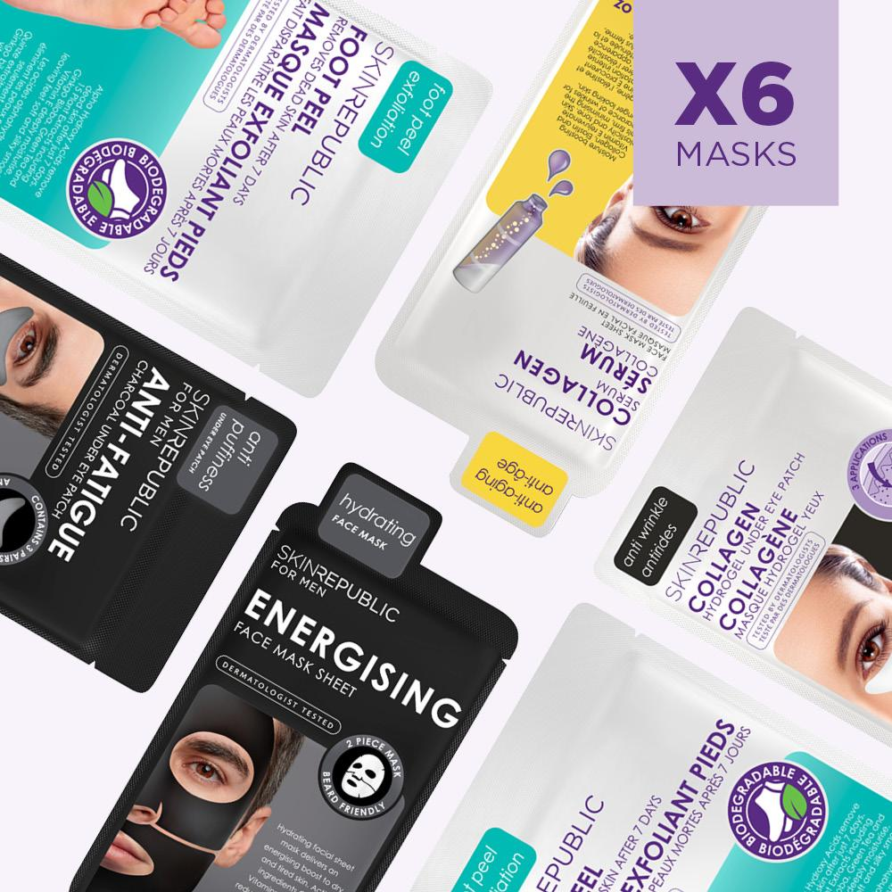 Masking Together Bundle for His & Hers