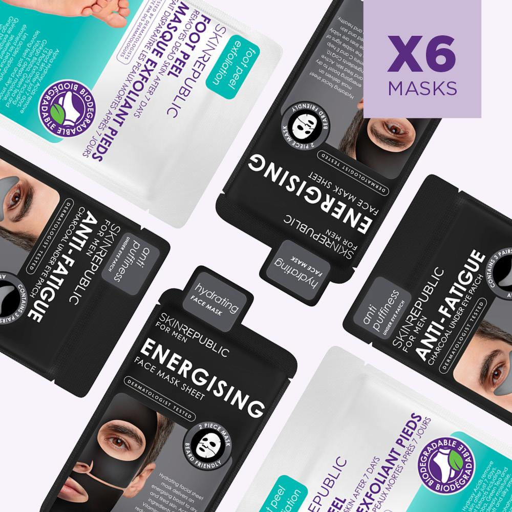 Masking Together Bundle for His & His