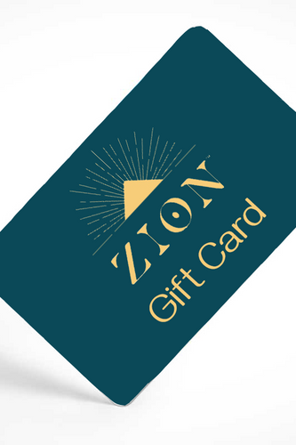 Zion Medicinals Gift Card - Zion Medicinals - Organic Spagyric Hemp Products